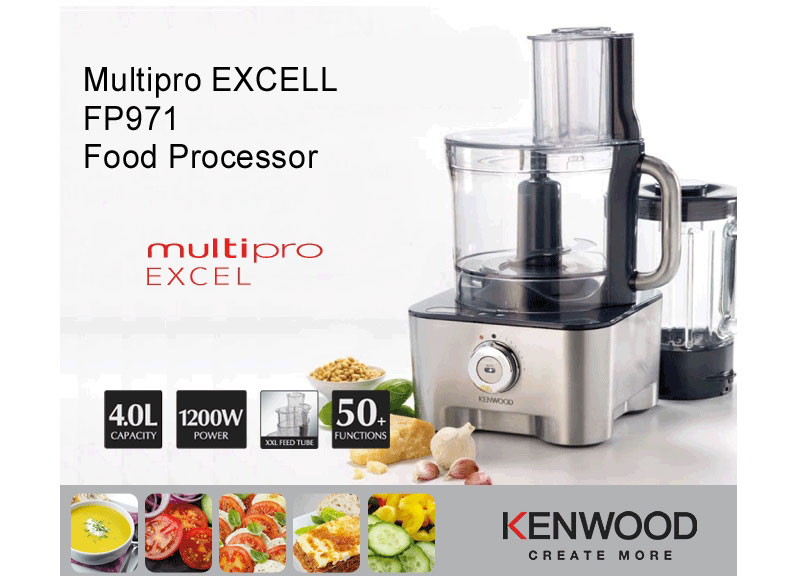 Kenwood Fp Food Processor Amazon